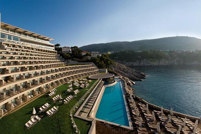 Hırvatistan otelleri rixos libertas dubrovnik