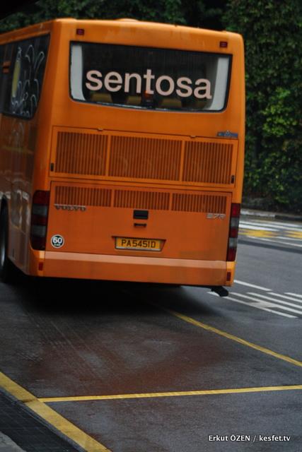 sentosa adası gezisi