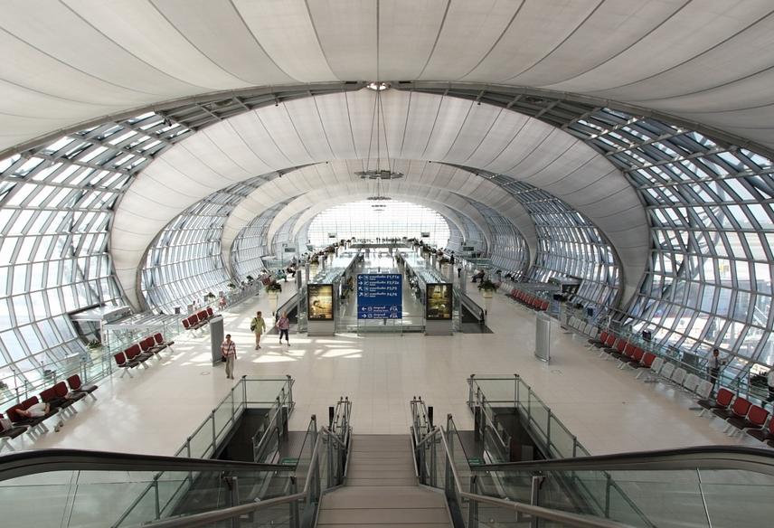 Singapur gezi rehberi havaalanı