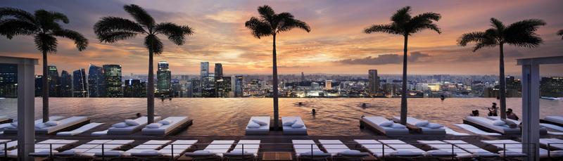 Singapur'da gezilecek yerler simgeler