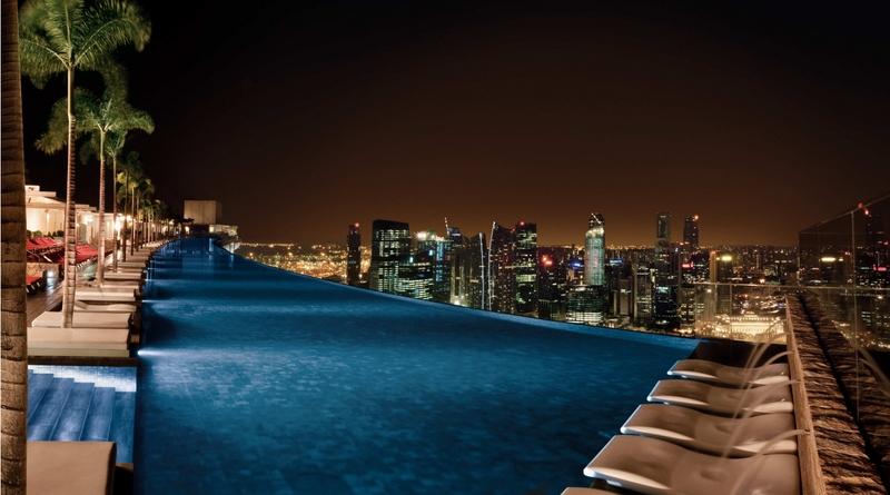 Singapur'da gezilecek yerler Marina bay sands