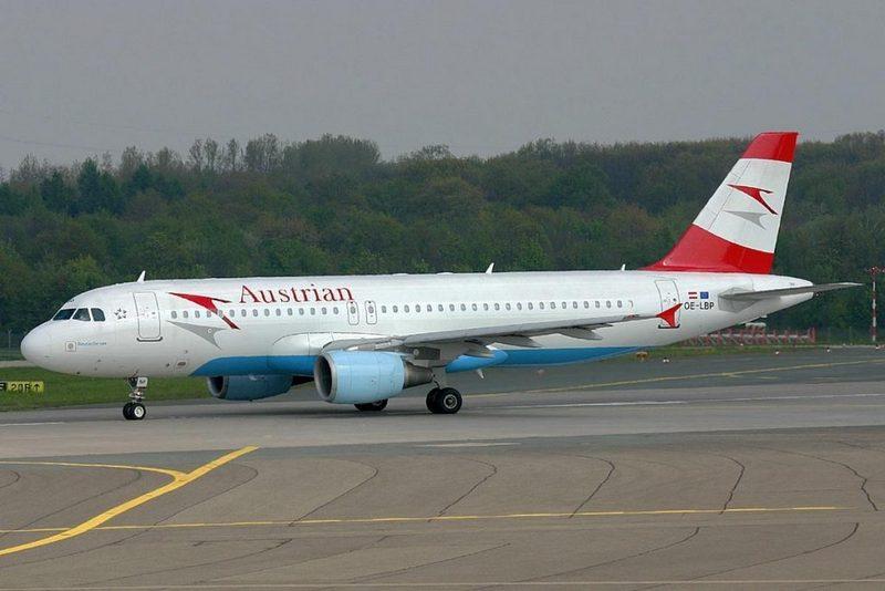 Avusturya Havayolları