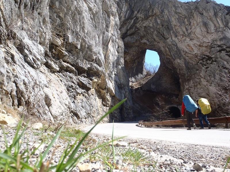 Yürüyerek Balkanlar Turu