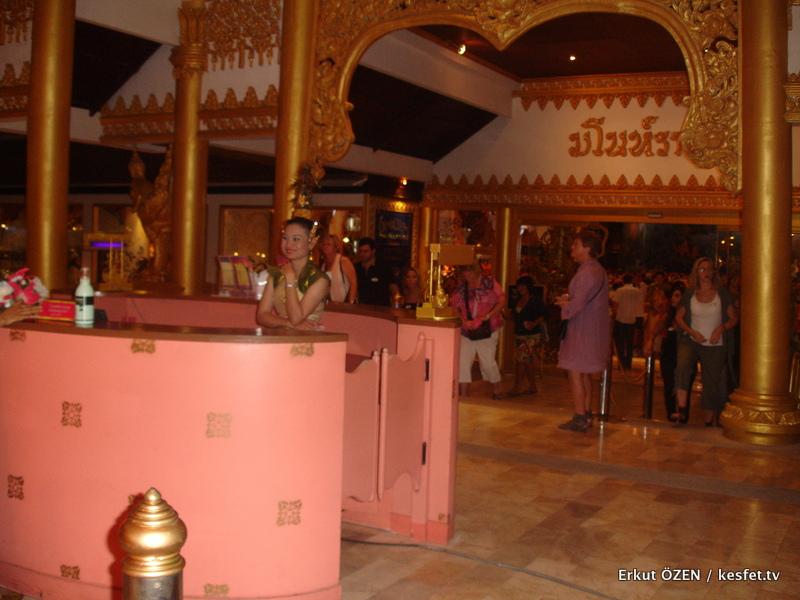 Phuket Fantasea Gezisi