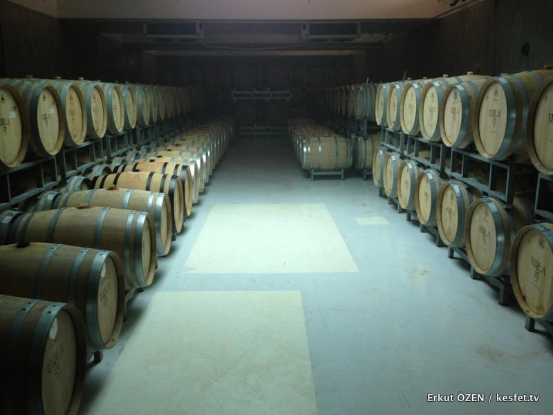 şarap rotası Urla