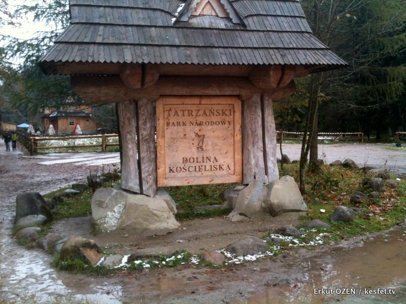 Zakopane gezisi Polonya