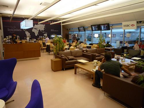 Havaalanı Lounge Hizmetleri