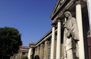 Osman Hamdi Bey ve istanbul Arkeoloji Müzesi gezisi