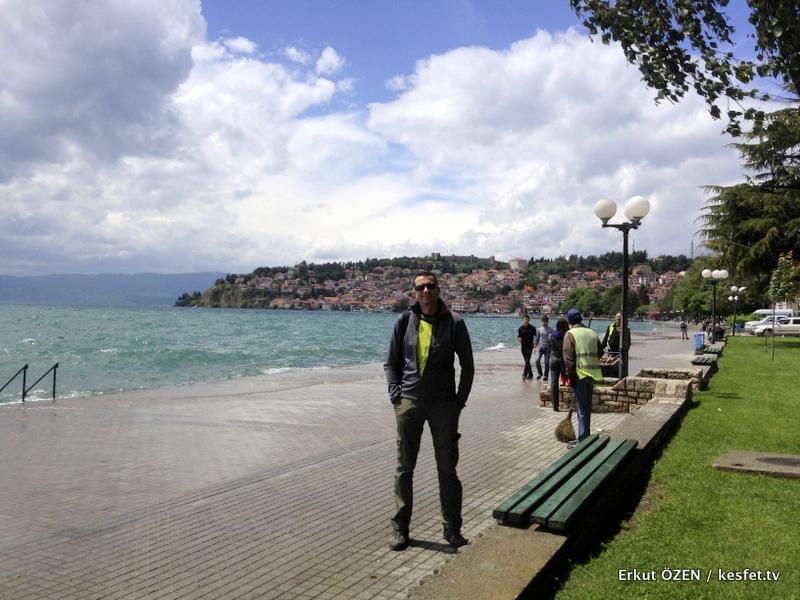 Ohrid Gezisi