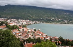 Üsküp Ohrid otobüs
