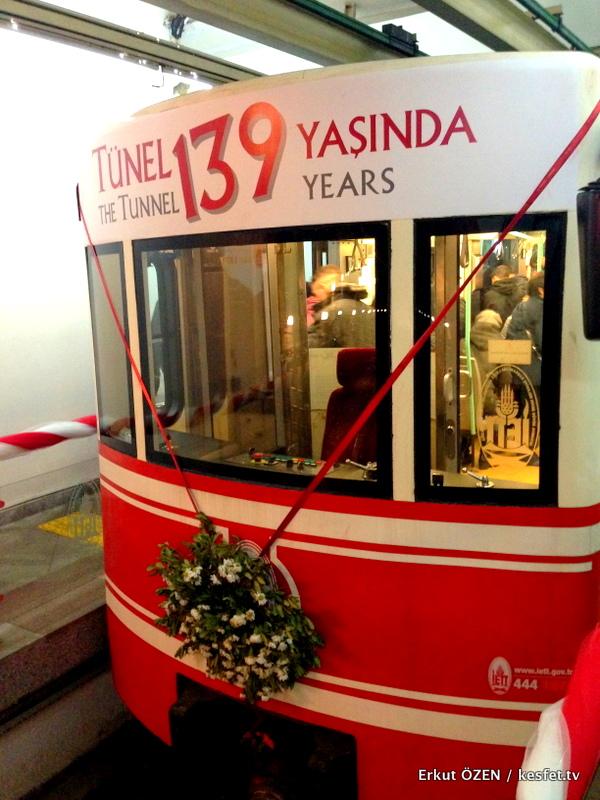 Karaköy Taksim Tünel