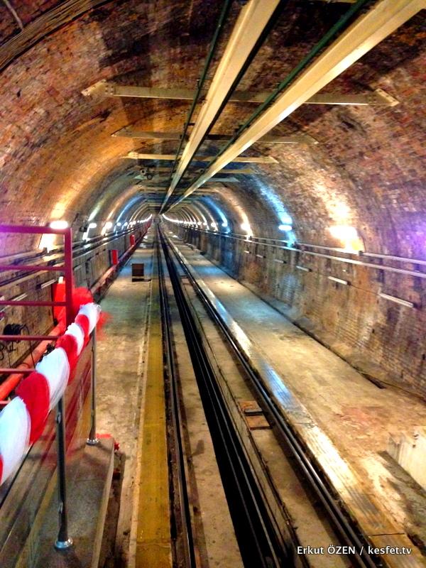 Karaköy Taksim Tünel tarihi