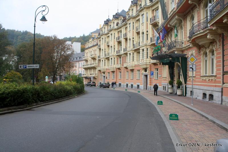Karlovy Vary Gezisi