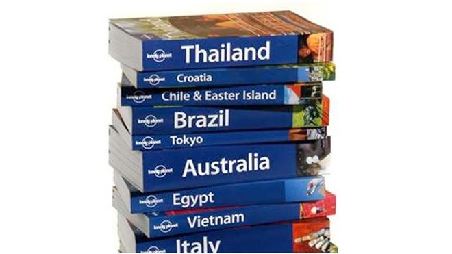 Gezi Rehberi Kitapları Lonely Planet