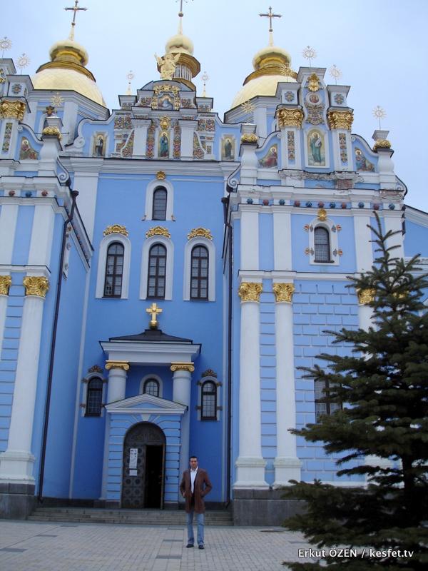 Kiev gezilecek yerler rehber Erkut Özen
