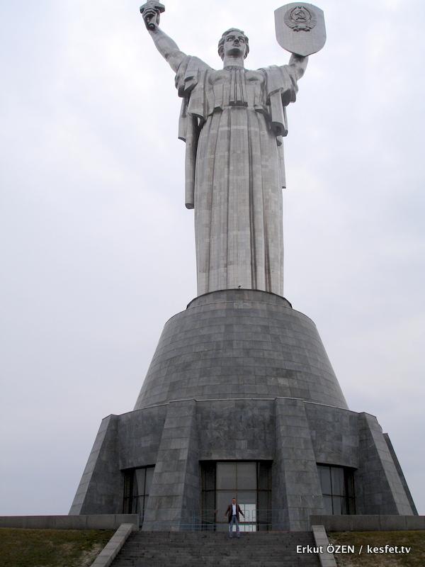 Kiev rehber Erkut Özen