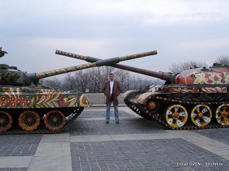 Kiev gezi rehberi Erkut Özen
