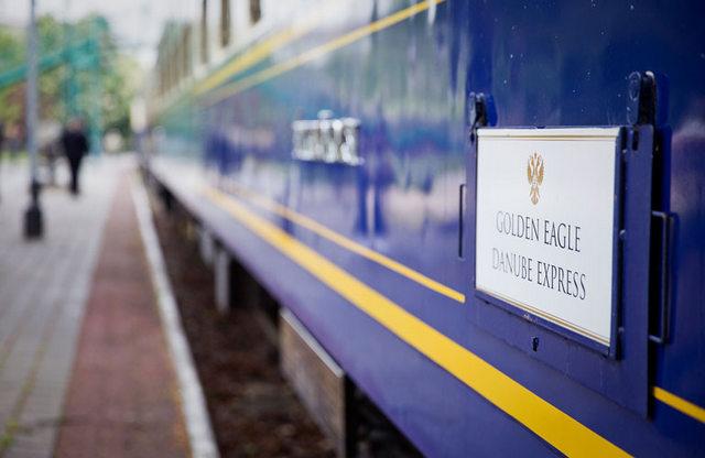 Tren ile Avrupa
