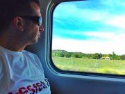Tren ile Endulus Gezisi