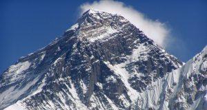 Dünyanın en yüksek dağı
