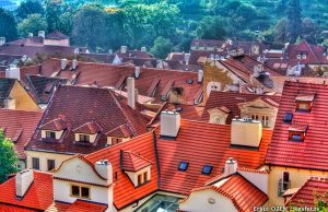 Prag Çatıları