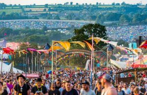 Glastonbury Festivali