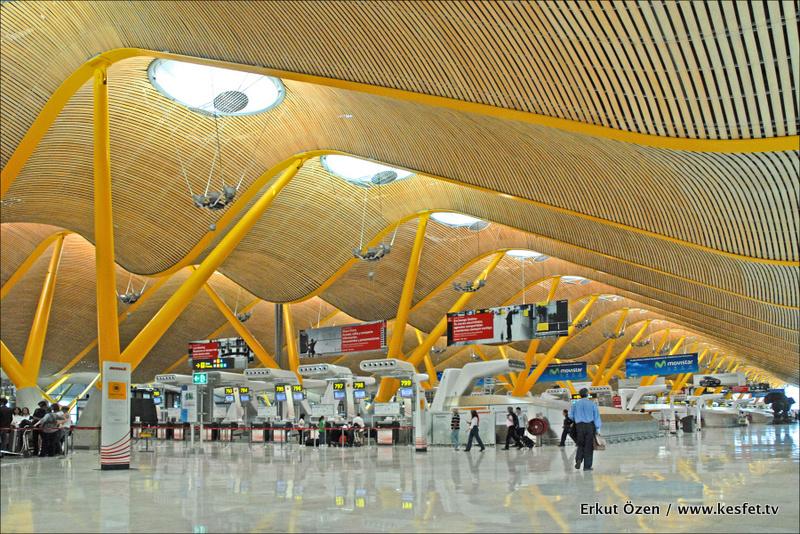 Madrid Havaalanından Şehir Merkezine Nasıl gidilir?