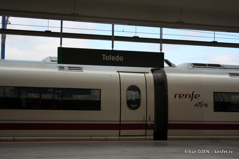 Toledo'ya Nasıl Gidilir