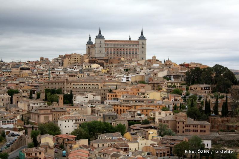 Toledo Alkazar