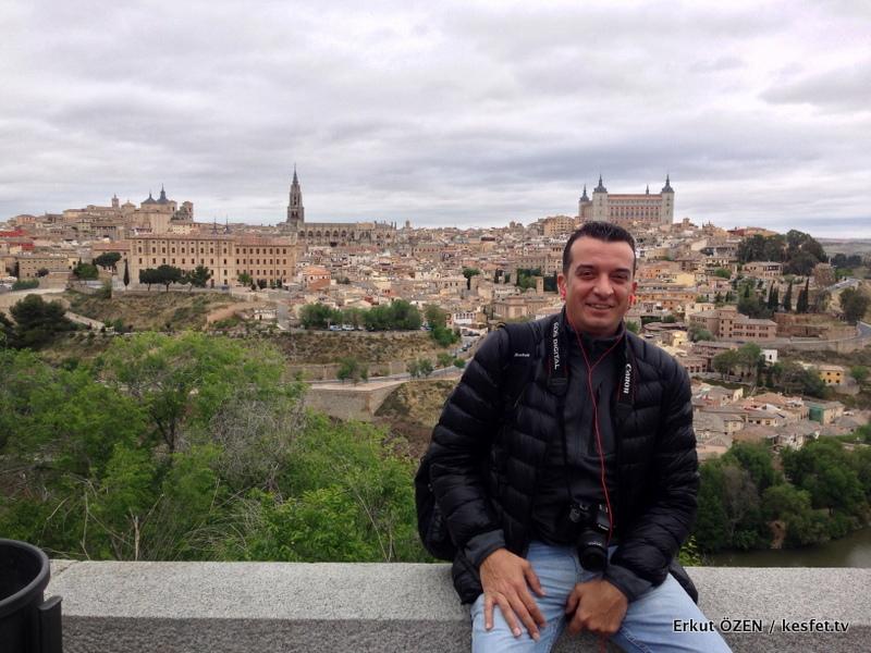 Toledo İspanya Turu Rehberi Erkut Özen