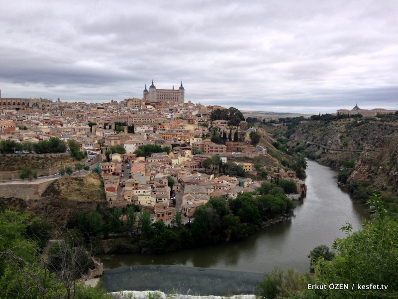 Tajo Nehri Toledo