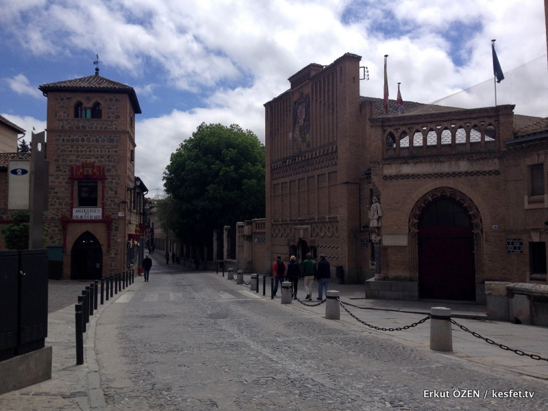 Toledo Bisagra