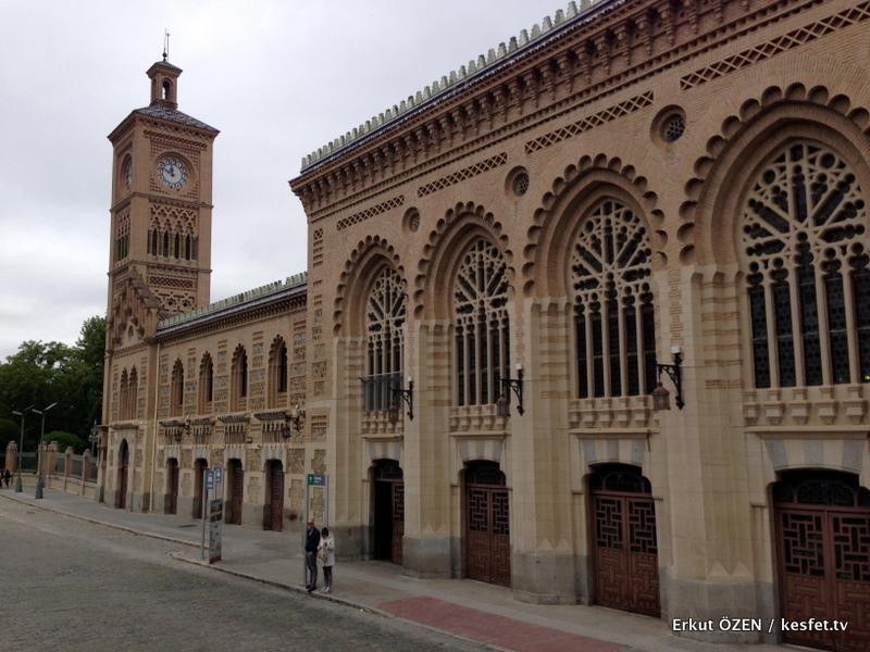 Toledo istasyonu