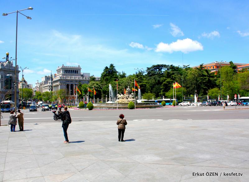Madrid gezi yazıları rehberi
