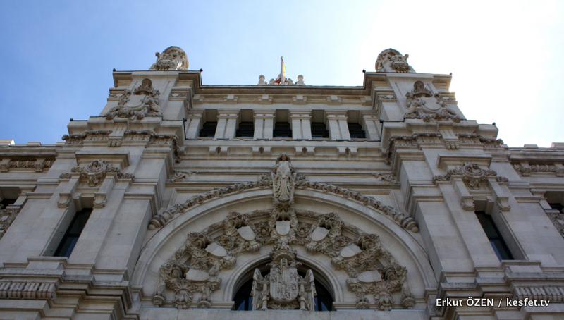 Madrid gezi yazıları madrid