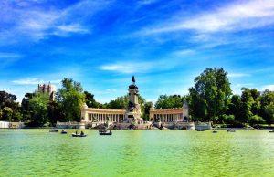 Madrid'in gezilecek yerleri
