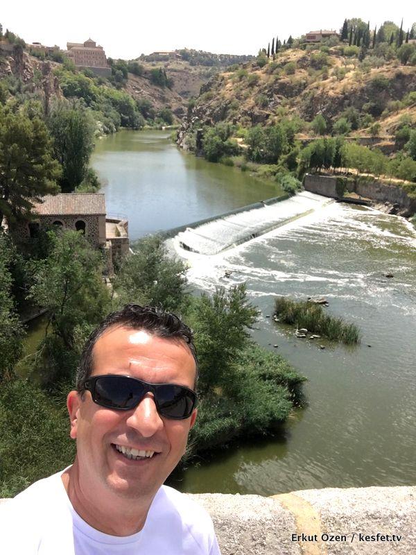 Tajo Nehri İspanya Tur Rehberi Erkut Özen