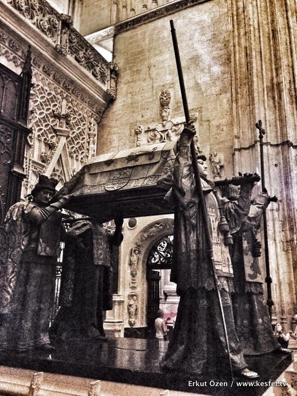 Kristof Kolomb'un Mezarı