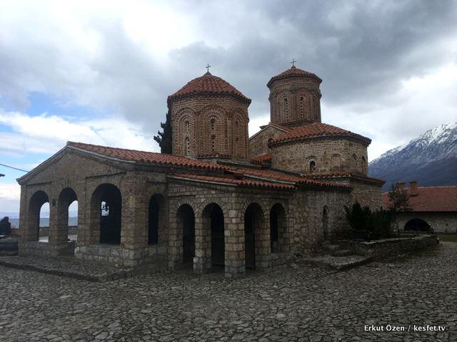 Ohrid Balkanlar turu