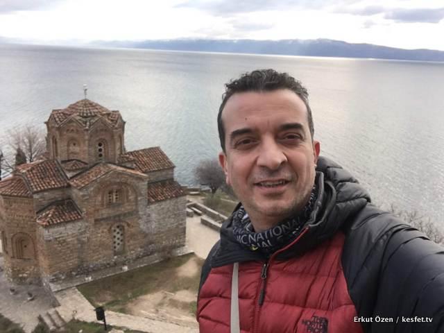 Seyahat Yazarı Tur Lideri Rehber Erkut Özen