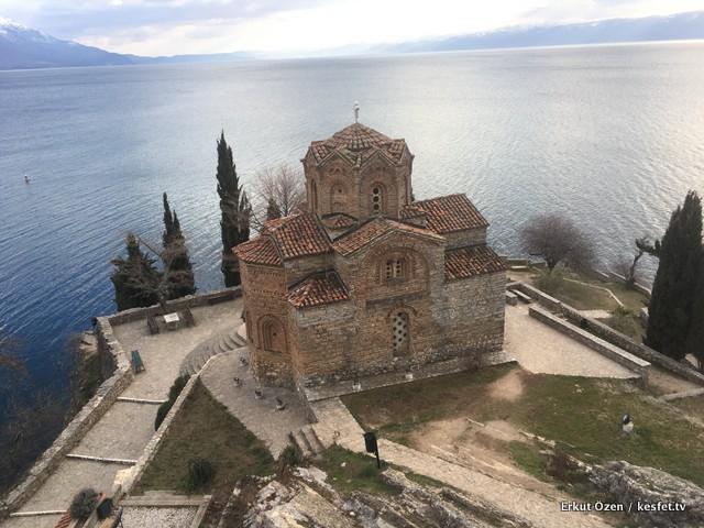 Ohrid Gezi Rehberi Kaneo