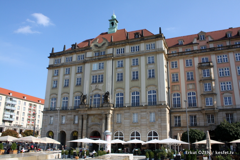 Dresden gezisi tatili