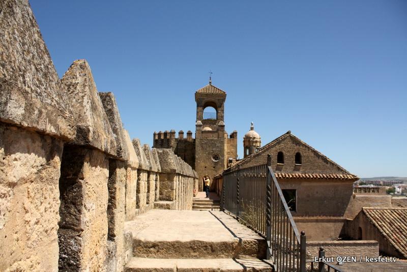 Alcazar cordoba Sarayları