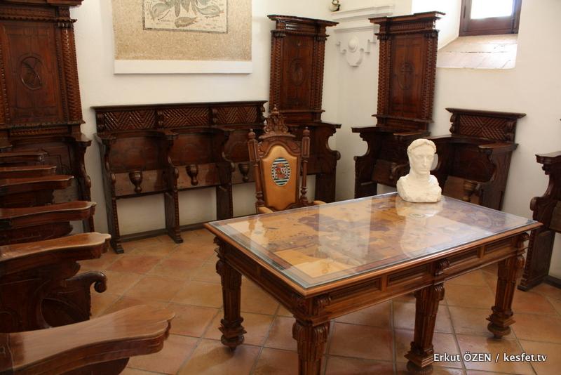 Cordoba Alcazar Sarayı