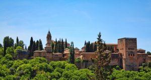 Granada Gezilecek Yerler