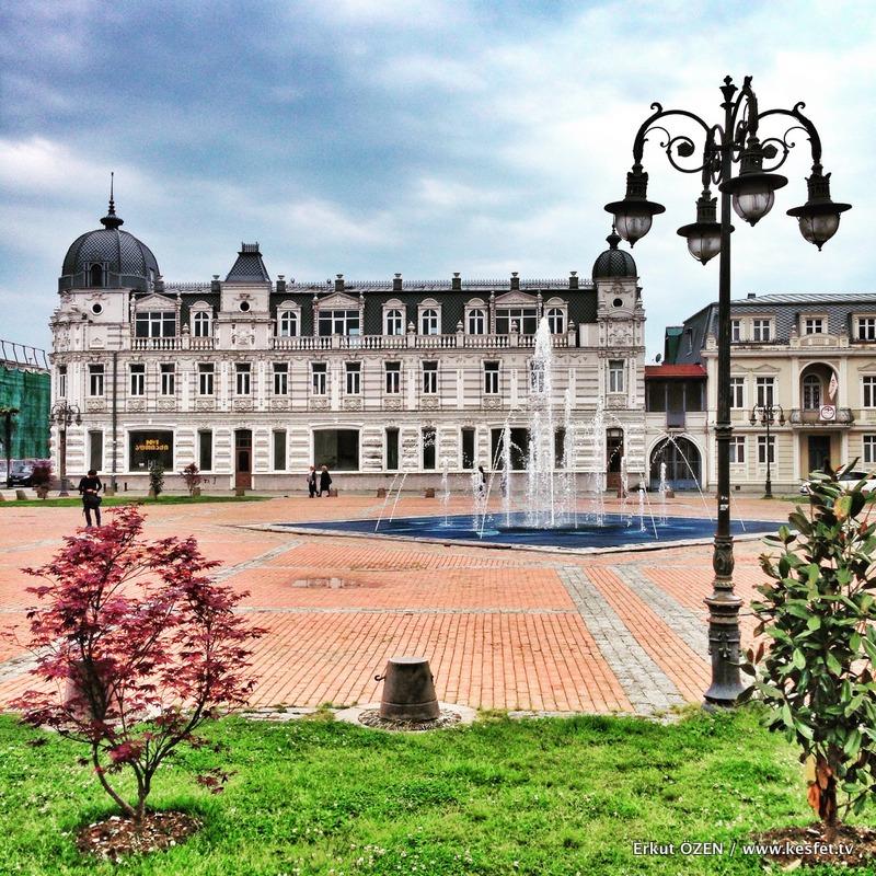Batum Avrupa Meydanı