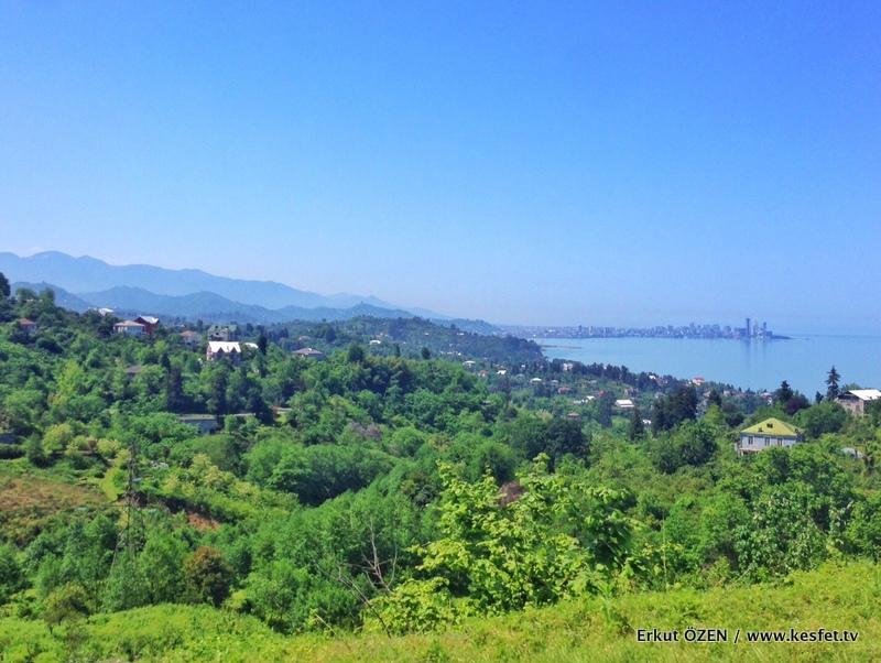 Batum Botanil Parkı Batum Gezi Rehberi