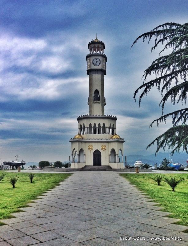 Batum Chacha Kulesi