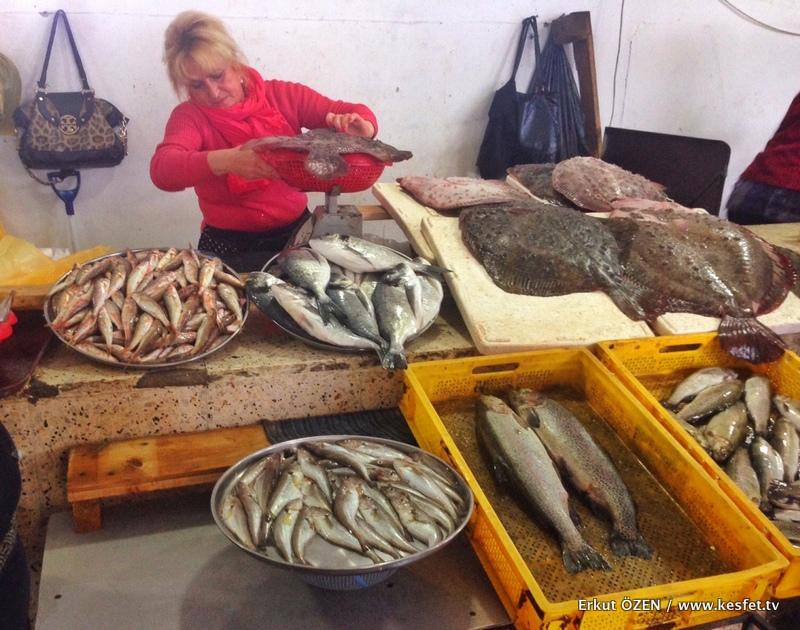 Batum Balık Pazarı
