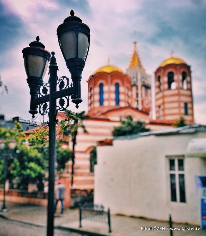Piazza meydanı aziz nikola kilisesi